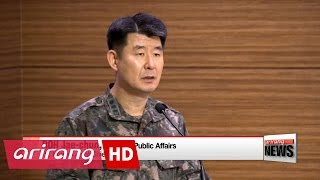 N. Korea conducts artillery-drill on annivesary of national army amid rising tenions