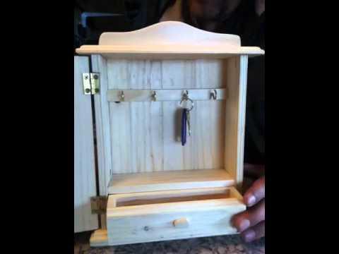 Pine Key Cabinet