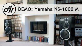 Yamaha NS-1000M - 1970s Vintage Studio Monitors