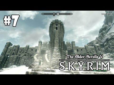 The Elder Scrolls V: Skyrim прохождение игры - Часть 7: Путь Голоса