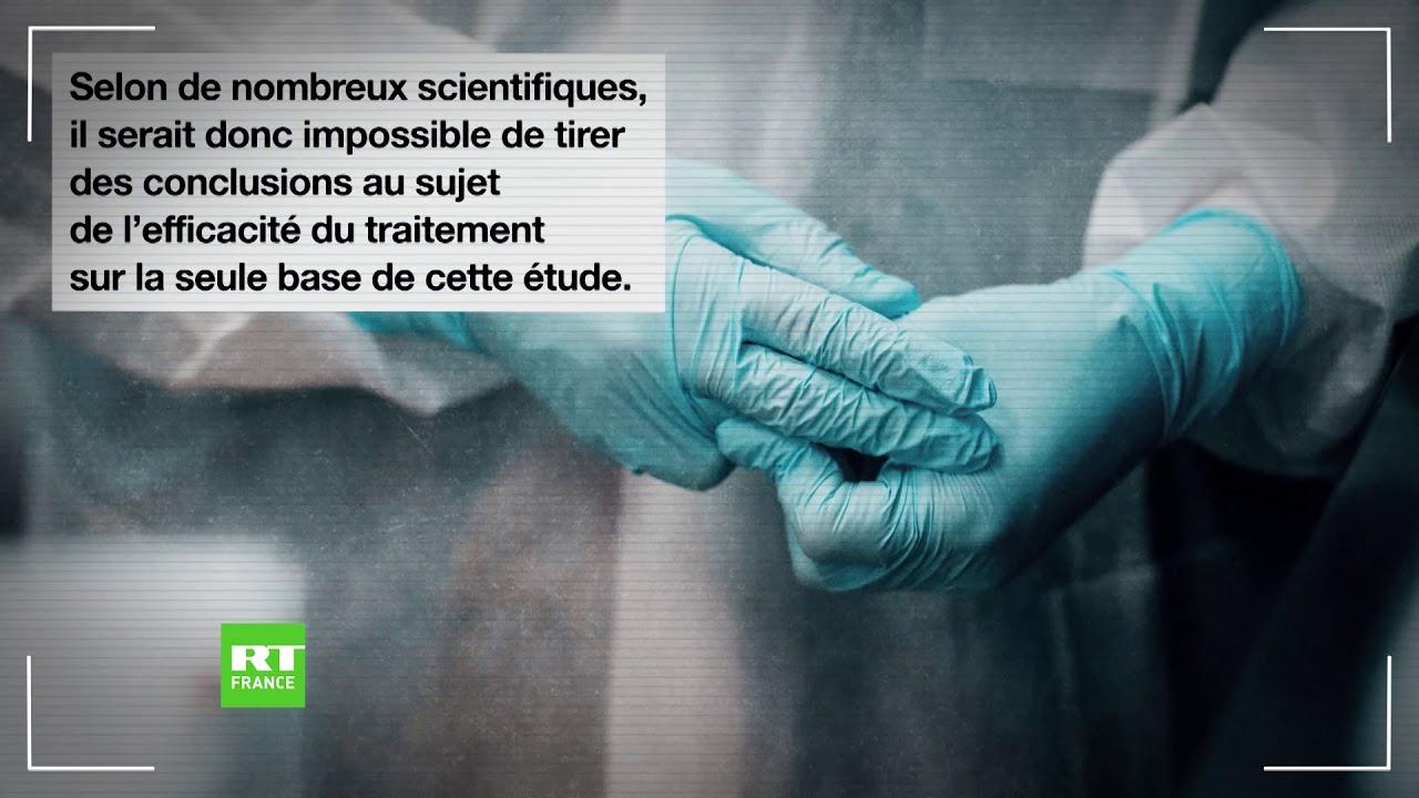 Covid_19 : L'équipe du professeur Raoult publie une seconde étude sur la chloroquine