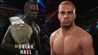 EA Sports UFC 2 Career Mode - Middleweight Title Shot! thumbnail