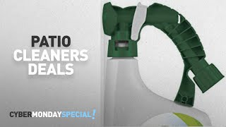 Cyber Monday Week   Patio Cleaners Deals: Scotts 51062 Plus Oxi Outdoor Cleaner
