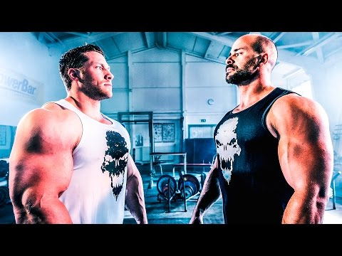 Bodybuilder VS Powerlifter - STRENGTH WARS 2k16 #17
