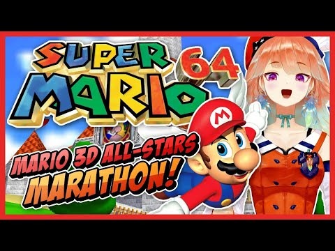 【SM64】IT ARRIVED SO LETS PLAY #kfp #キアライブ