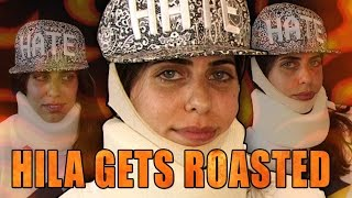 Hila Gets ROASTED