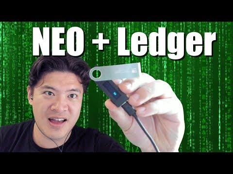 Ledger Nano S + NEO Guide