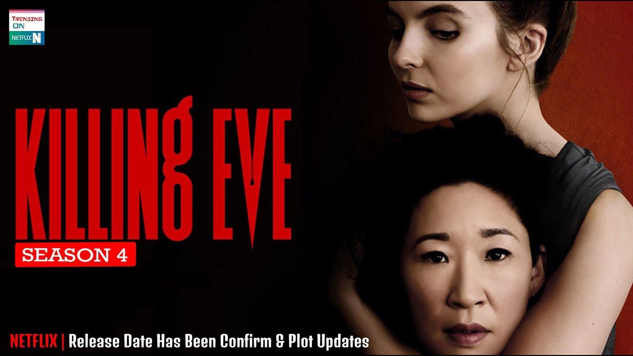Download Killing Eve Season 4 Release Date Has Been Confirm & Plot Updates - Trending on Netflix