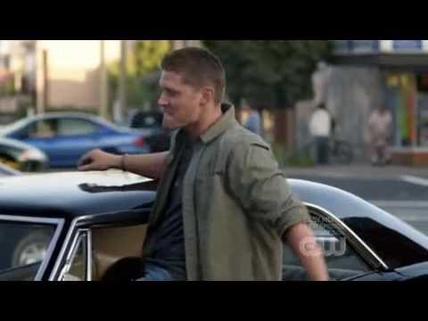 Jensen Ackles as Dean ...
