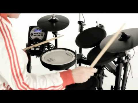 TD-11K V-Drums Performance and Kit Examples