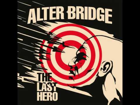 ALTER BRIDGE - Crows On A Wire