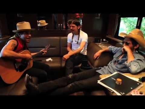 "Langhorne Slim and The Avett Brothers sing ""Bye Bye Love"" by The Everly Brothers"