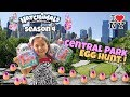 *NEW* Hatchimals CollEGGtibles Season 4 Hatch Bright | Egg Hunt in Central Park, New York City
