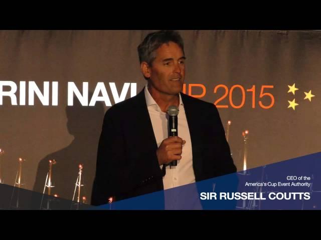 Perini Navi Cup 2015 : Day Zero