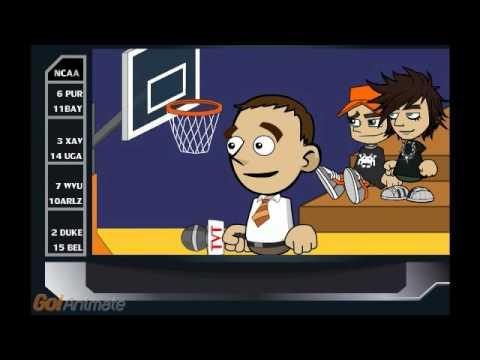 go animation: basketball news