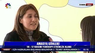 15/11/2019 AMASYA TANITIM GÜNLERİ (2.GÜN) - YENİ KAPI / İSTANBUL