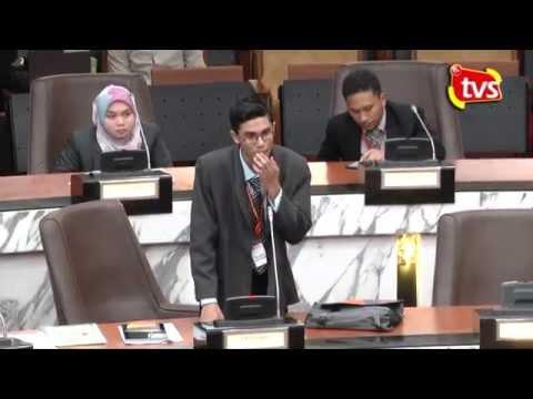 Sidang Dewan Undangan Negeri (Adun) Muda Selangor 10 September 2015 Part 2