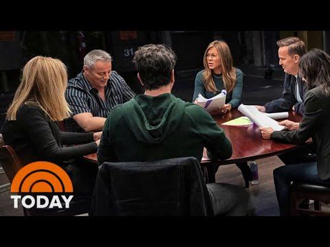 'Friends' Reunion: An Inside Look