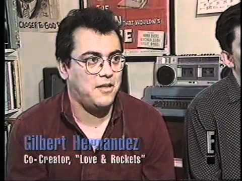 Ethnicity In Comics The Hernandez Brothers (Love and Rockets)
