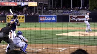 Clayton Kershaw, Los Angeles, Dodgers LHP (vs. San Diego Padres)