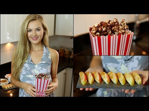 Healthy Snack Ideas | Niomi Smart