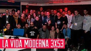 La Vida Moderna 3x53...es hacer crowdfunding para que en las  fiestas de tu pueblo haya toro ensogao