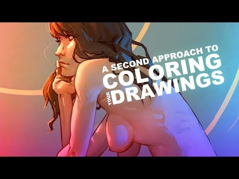 A Second Approach to Coloring Your Drawings