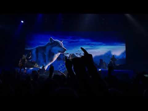Nightwish - Sacrament Of Wilderness Live @ Hartwall Arena, Helsinki 15/12/2018