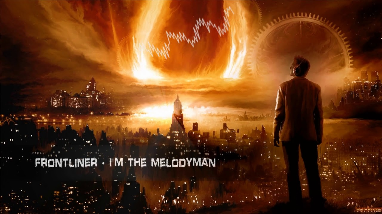 frontliner im the melodyman