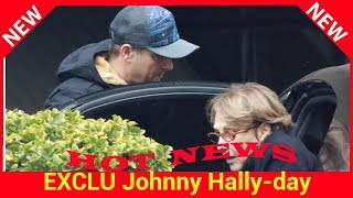 EXCLU Johnny Hallyday hospitalisé : David Hallyday et Nathalie Baye ensemble