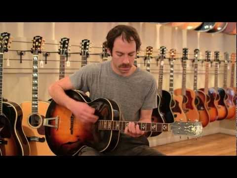 1938 Gibson L-7 | CME Vintage Demo