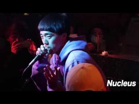NiiSAN vs Lil ode(ONO-D) | ズキ子主催イベント Nucleus vol 1