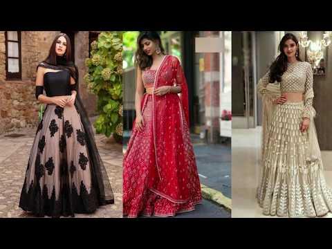 Latest designer party wear lehenga 2019 | Lehenga Design/ Lehenga choli/ designer Lehenga for girls.