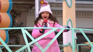 Angelica Hale Sings Girl On Fire (Thanksgiving Day Parade 2017)