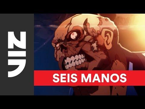 Seis Manos | Official English Trailer | VIZ