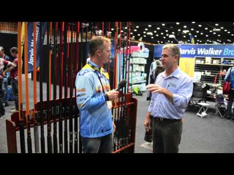 AFTA 2015 - Gary Howard Performance Fishing Rod