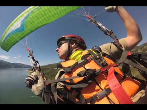 Paragliding SIV Maneuvers Clinic Gin Atlas Large Wyoming