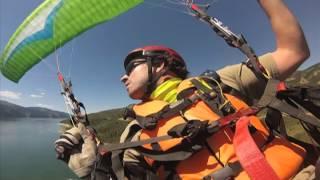 Paragliding SIV Maneuvers Clinic Gin Atlas Large Wyoming