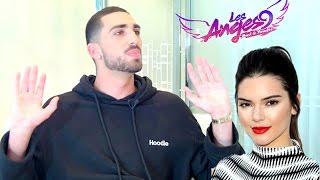 «Avec Kendall Jenner, la situation était ambiguë…» Anthony (Les Anges 9) sort du silence!
