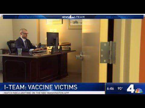 NBC 4 Washington - Paul Brazil of My Vaccine Lawyer on Federal Vaccine  Program