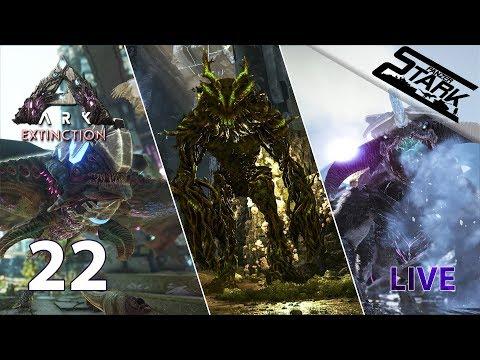 ARK Extinction - 22.Rész (Titán vadászat) - Stark LIVE