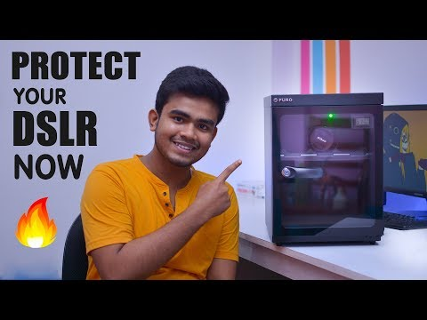 Dry Box/Cabinet For Camera & Lens   DSLR Humidity & Fungus Problem?