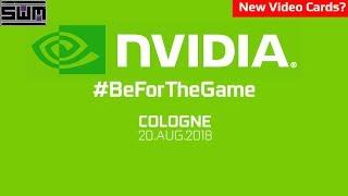 Nvidia Presentation (New Video Cards) Gamescom