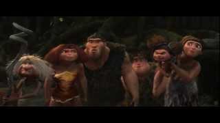 Trailer 2. The Croods/Семейка Крудс. Английская озвучка. 2013