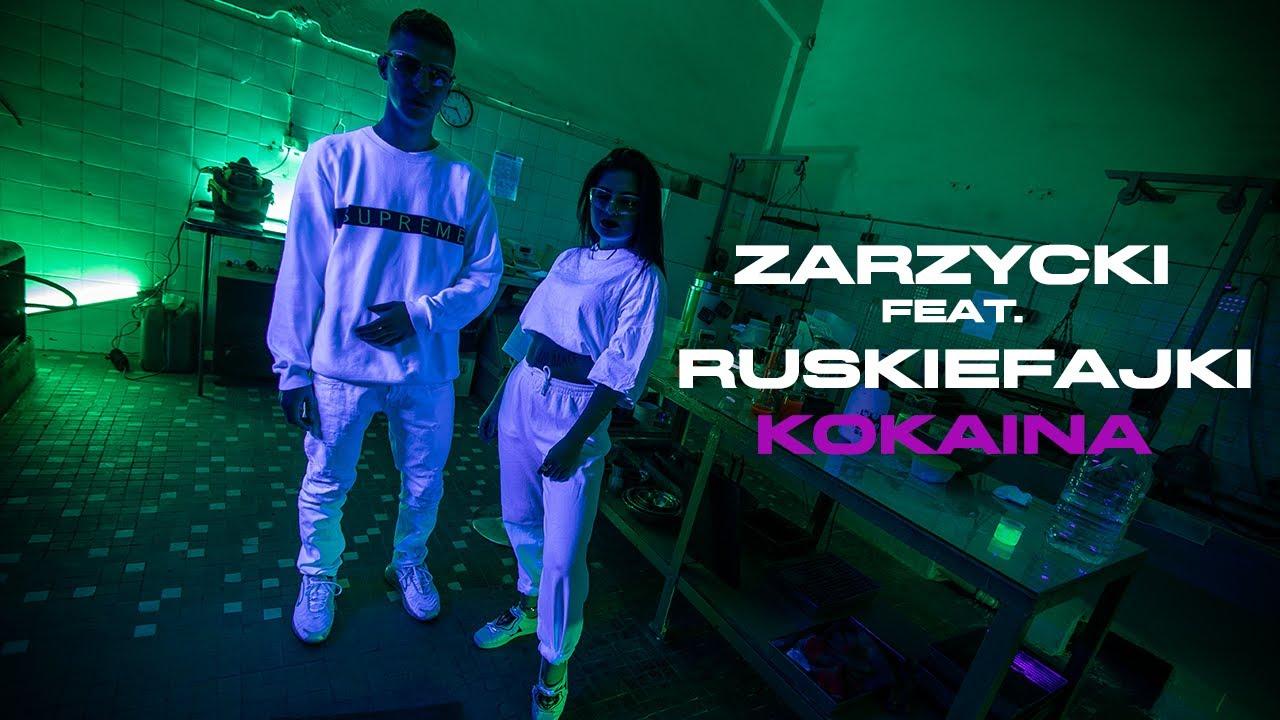 Zarzycki ft. Ruskiefajki - Kokaina (Prod. PSR)