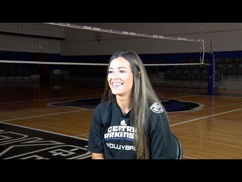 Volleyball 2017 Meet Kelly Douglas