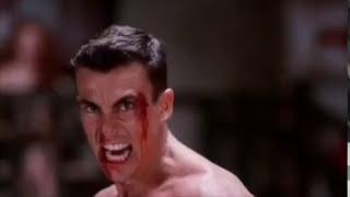 "Pure Fight Scenes:  Daniel Bernhardt (3) ""Bloodsport 3"" (1996) John Rhys-Davies,  Pat Morita"