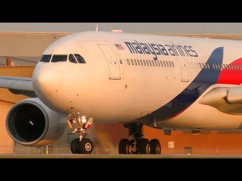 EPIC Auckland Airport Diversions | Melbourne Airport Plane Spotting