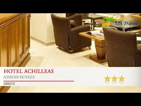 Hotel Achilleas - Athens Hotels, Greece
