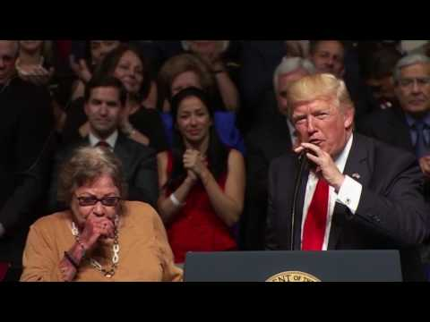 President Trump's full speech in Miami